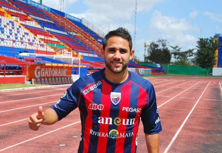 Daniel Guzman les pidió concentración y entrega para sacar los puntos en las últimas fechas. (Raúl Caballero/SIPSE)