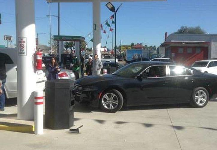 Petróleos Mexicanos incursiona desde hoy en el mercado estadounidense de gasolineras y en una primera etapa abrirá cinco estaciones de servicio en la ciudad de Houston, Texas. (Pemex.com)