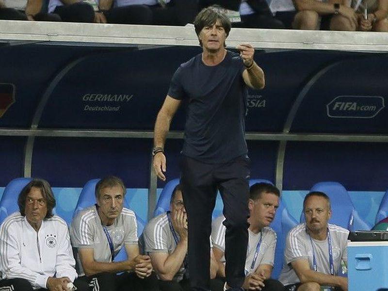 Por sus festejos subidos de tono, dos miembros de la delegación de Alemania casi se quedan sin chamba (Foto: Mexsport)