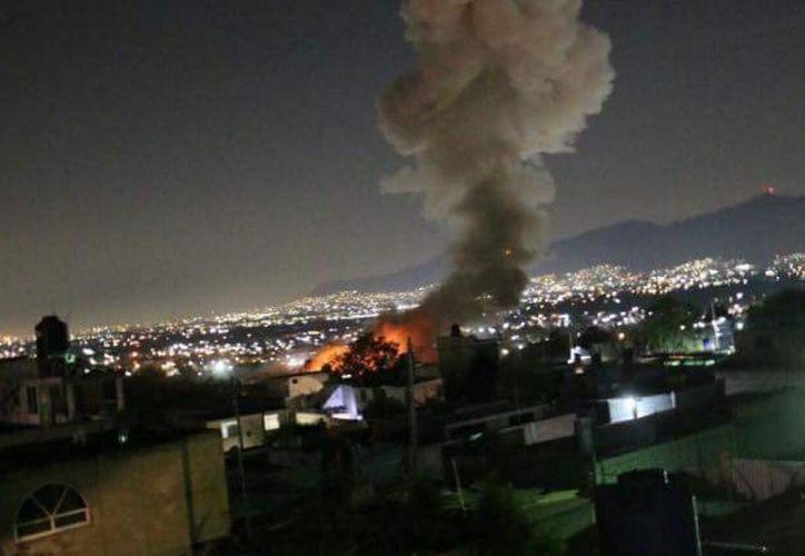 En diciembre de 2016, una explosión en el mercado de pirotecnia de San Pablito dejó cerca de 50 muertos. (Noticieros Televisa)