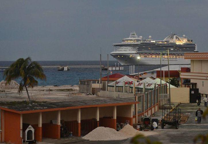 Ayer se registró en la isla una temperatura mínima de 18 grados centígrados. (Gustavo Villegas/SIPSE)