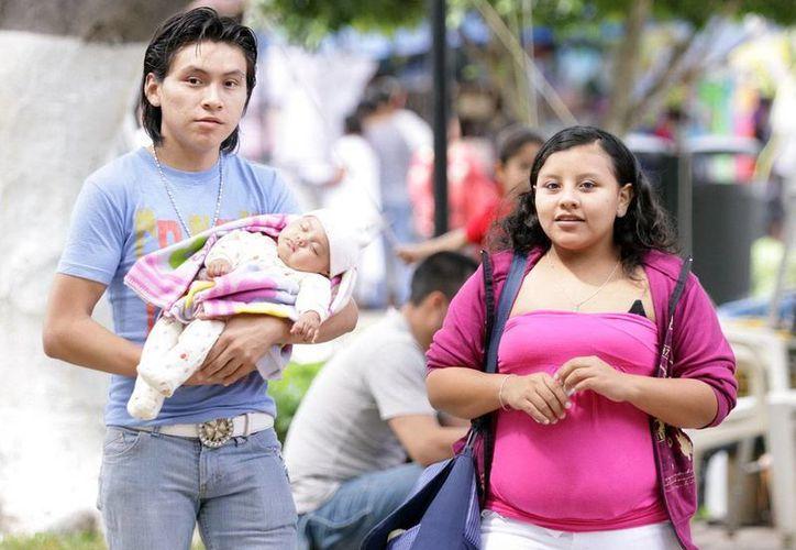 Las reformas protegen los derechos de la mujer, el hombre y los niños. (SIPSE)
