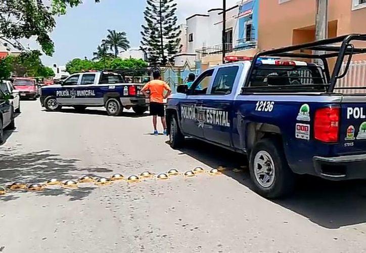 El despacho jurídico que intentaron asaltar se ubica sobre la avenida Tikal. (Redacción/SIPSE)
