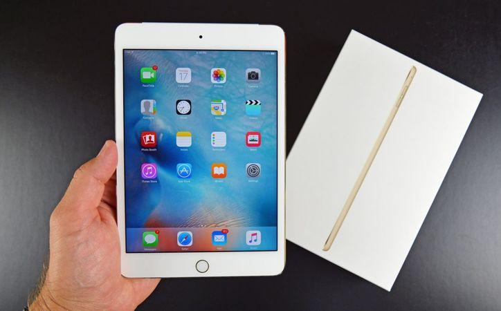 El iPad mini recibió su última actualización en 2015. (Foto: Contexto/Internet)