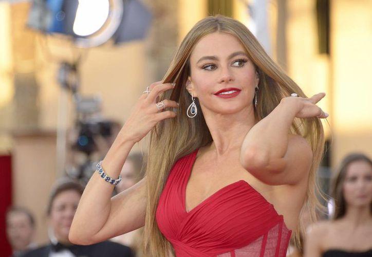 Sofía Vergara es considerada la actriz mejor pagada de la televisión estadounidense los últimos años. (Archivo/EFE)