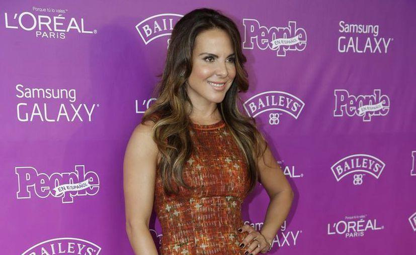 Kate del Castillo fue la estrella de la gala organizada por la revista People en Español. (Agencias)