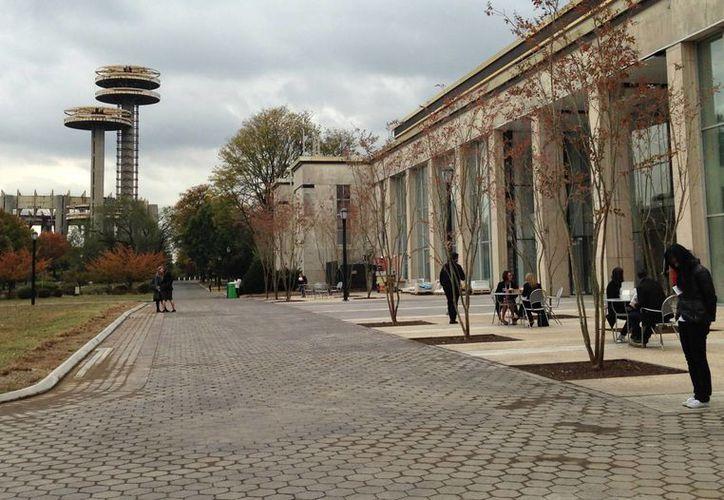 El Museo de Queen originalmente fue construido como pabellón para la Feria Mundial de 1939. (Agencias)