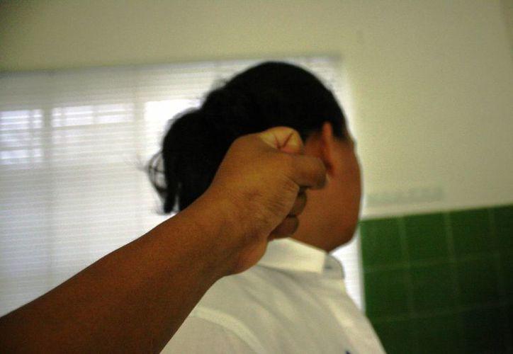 Se maneja de una manera confidencial, siempre a manera de protección de este género. (Octavio Martínez/ SIPSE)