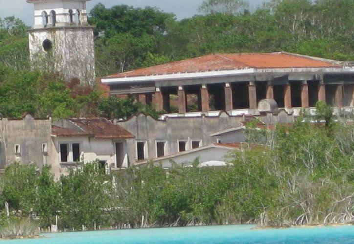 El complejo hotelero Club las Velas se ubica en en los límites con el ejido Juan Sarabia. (Javier Ortiz/SIPSE)