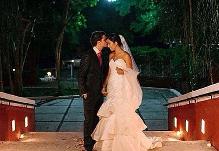 Muchas parejas llegan de estados como Michoacán, Nuevo León, entre otros para realizar su boda y pasar su luna de miel en Yucatán. (Imagen tomada de Facebook/Hacienda Teya)