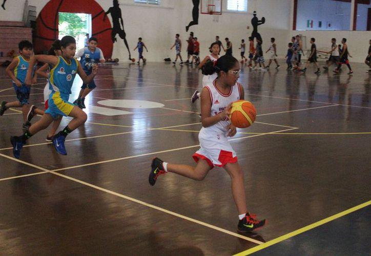 El deporte necesita más impulso por parte de las autoridades. (Miguel Maldonado/SIPSE)
