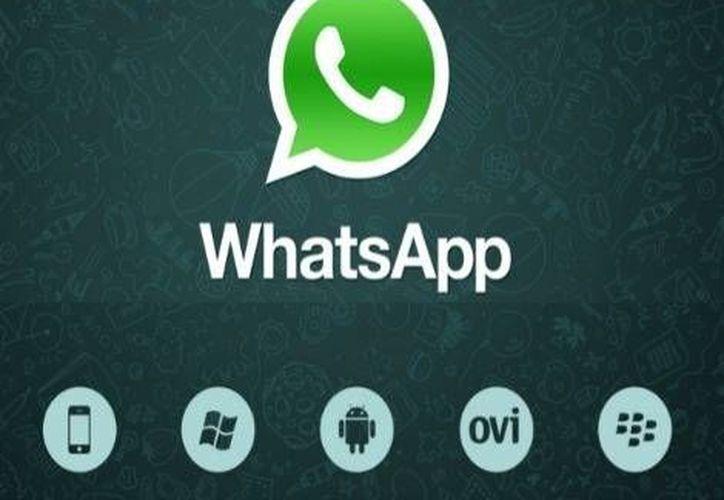 El pago no afectará a quienes ya tienen la app de WhatsApp instalada en su teléfono móvil. (Internet)