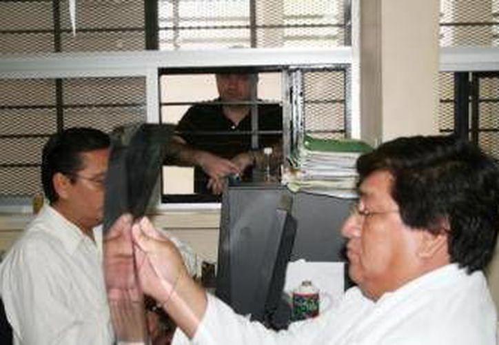 La Fiscalía mantiene su postura respecto a Wafé Kuri Torre. (SIPSE)