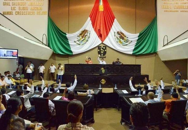 El Congreso del Estado dará la autorización para poder entrar a un proceso de refinanciamiento de la deuda. (Archivo SIPSE)