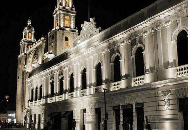 El Ateneo Peninsular se convierte en uno de los aspirantes a Tesoro del Patrimonio Cultural de Mérida. (Milenio Novedades)