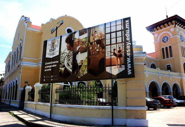 El diplomado en Producción Audiovisual de Cine se realizará en la Esay y tendrá una duración de 120 horas. (José Acosta/Milenio Novedades)