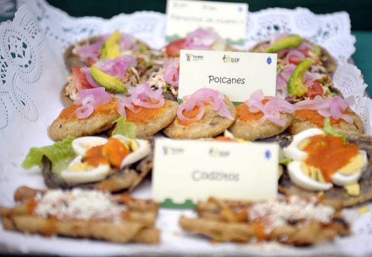 El DIF estatal adelantó que promoverá el 'plato del buen comer maya' en los comedores comunitarios. (Milenio Novedades)