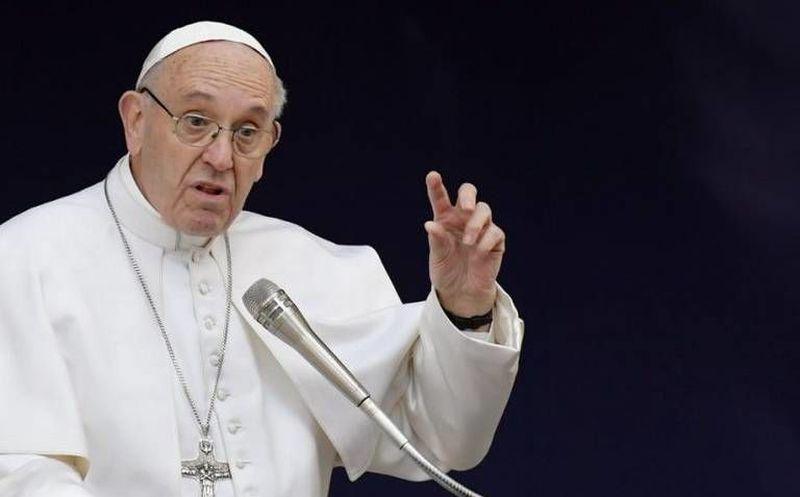 El papa acepta la renuncia del invetigado obispo hondureño Pineda Fasquelle