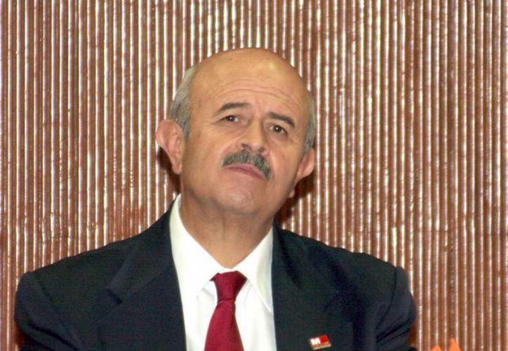 El gobernador de Michoacán, se retira de su cargo temporalmente, por motivos de salud. (Notimex)