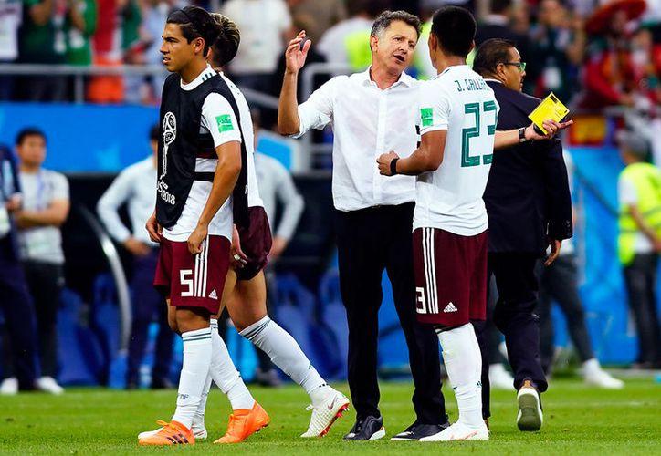 Tras dirigir a México, Osorio buscaba comandar a la selección colombiana. (Jammedia)