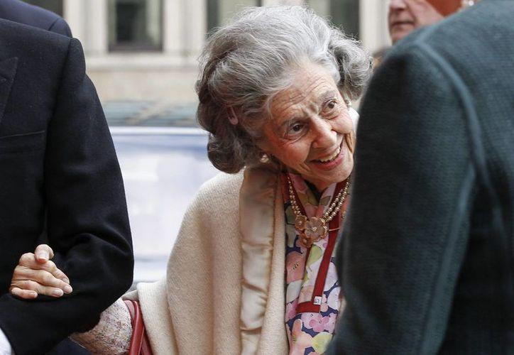 La reina Fabiola de Bélgica falleció este viernes a los 86 años. (Archivo/EFE)