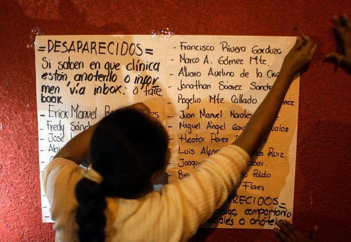 Hasta el momento se desconoce el paradero de 18 trabajadores del complejo petroquímico de Pajaritos, en el estado de Veracruz. (AP)
