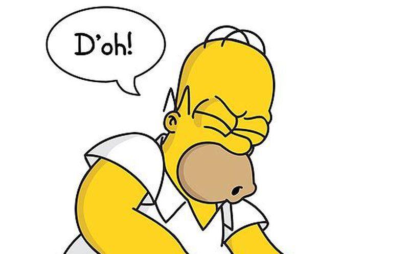 South Park se burla de Los Simpson