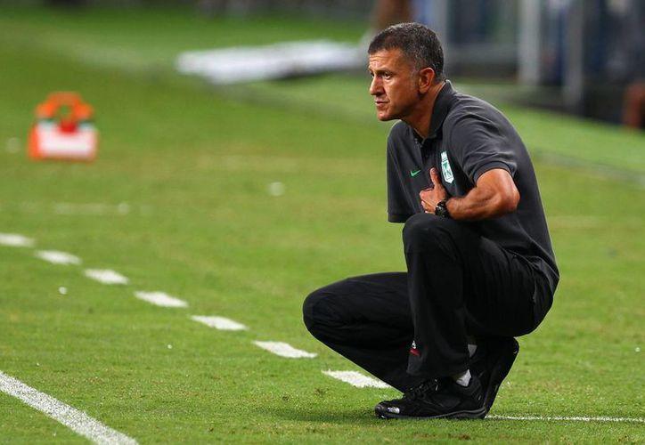 El auxiliar del técnico Juan Carlos Osorio asegura que dejará al club Sao Paulo para hacerse cargo de la Selección Mexicana. Sería presentado esta misma semana. (.directvsports.net)