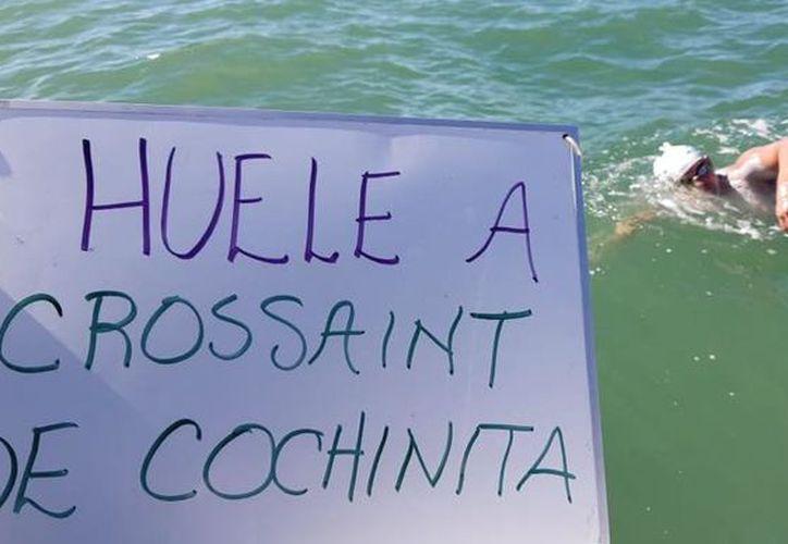 El yucateco espera llegar a Mérida el 8 de octubre, luego de completar su reposo. (Carlos Franco/Facebook)
