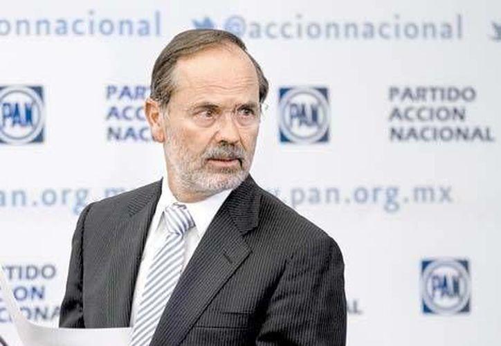 Gustavo Madero, líder nacional del PRI, considera que el gobierno pudo haber hecho más. (milenio.com)