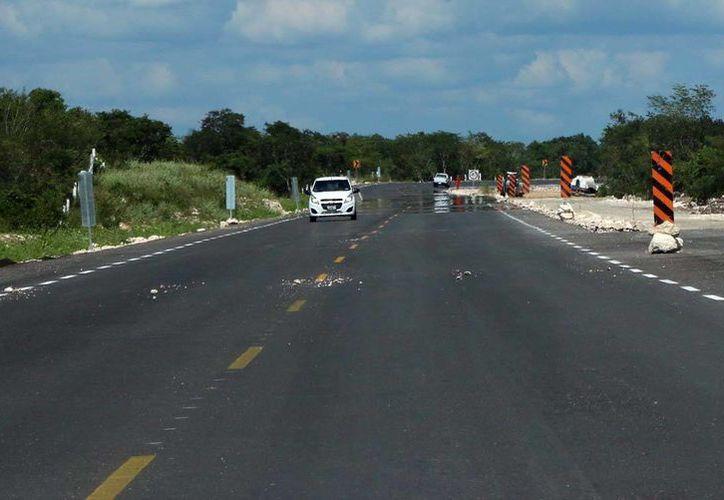 Contar con buenas carreteras, clave para la industria turística. (Milenio Novedades)