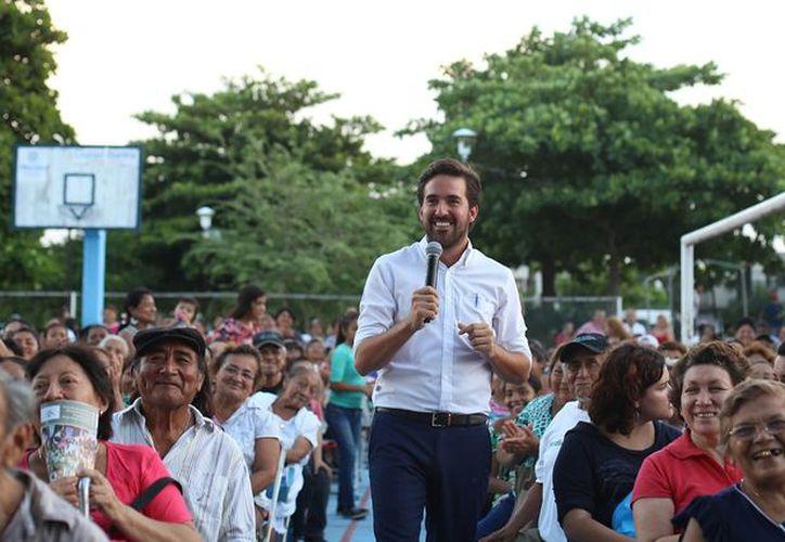 Para Pablo Gamboa Miner, todas las necesidades de los yucatecos son urgentes. (Foto: Archivo)