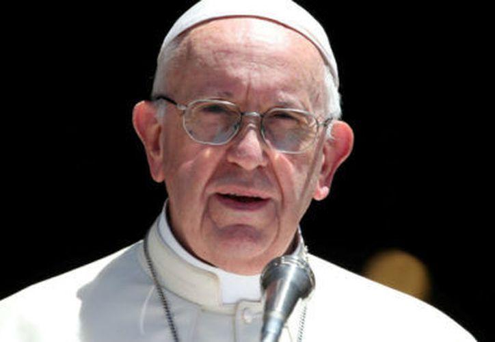 El papa Francisco sostuvo que nunca es suficiente lo que se haga para pedir perdón y buscar reparar el daño causado. (Foto: Reuters)