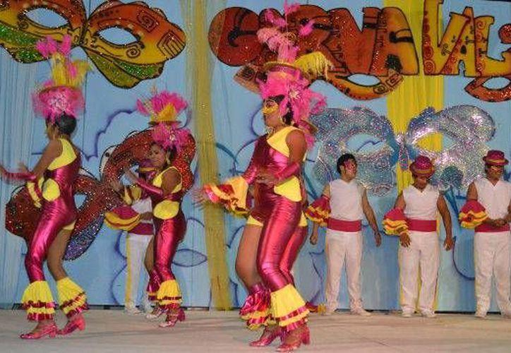 El carnaval iniciará este viernes en punto de las 8 de la noche. (Redacción/SIPSE)
