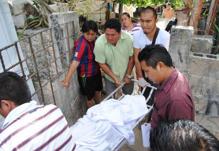 El suicidio número 12 en enero de este año se registró en la Región 95. (Eric Galindo/SIPSE)