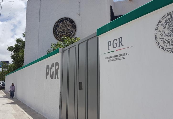 La PGR ha estado al frente de las acciones en Quintana Roo. (Jesús Tijerina/SIPSE)