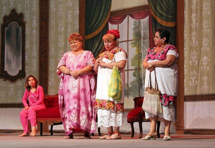Creadores que residen en Yucatán tendrán la oportunidad de acudir a la Muestra Nacional de Teatro, en Aguascalientes. La imagen es de contexto. (Archivo/Milenio Novedades)