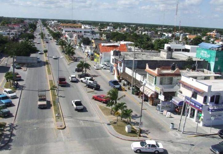 Empresarios mexicanos acordaron traer sus negocios al municipio, se espera que esto se concrete en diciembre. (Redacción/SIPSE)