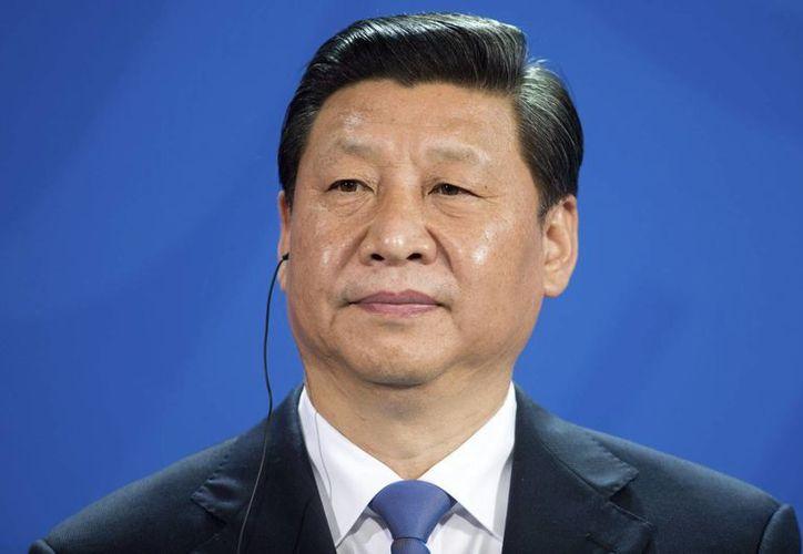 """La idea de reactivar la """"ruta de la seda marítima"""" fue expuesta por el presidente chino Xi Jinping durante su visita a India, Sri Lanka y las Maldivas. (Archivo/EFE)"""