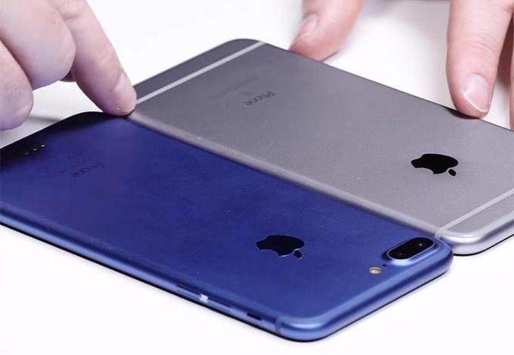 Un nuevo color de iPhone sería una de las grandes sorpresas de Apple para este miércoles 7 de septiembre. (Dinero en Imagen)