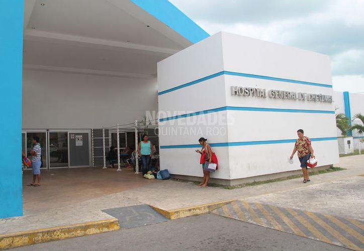 La titular de la Sesa, Alejandra Aguirre Crespo, desconoce cómo está el bebé que nació con microcefalia en Cozumel.