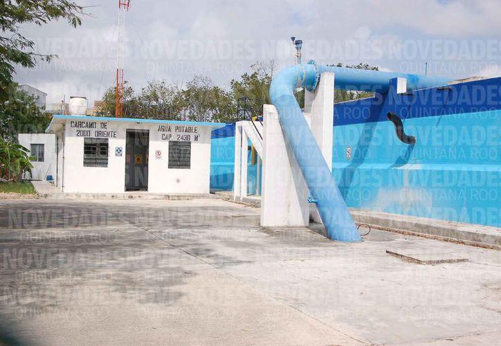 CAPA entregó un reporte sobre la cobertura de drenaje sanitario y saneamiento. (Sergio Orozco/SIPSE)