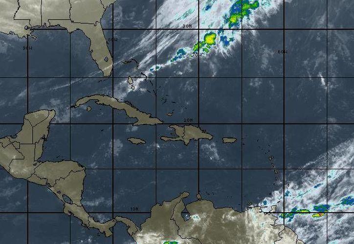 La probabilidad de lluvias en Cancún es del 20%. (Intellicast)