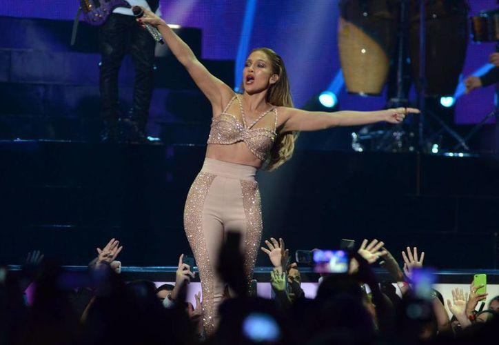 La cantante y artista estadounidense Jennifer López se presentará en Israel el próximo verano en el que será su primer concierto en el país, informan hoy medios locales. (EFE)