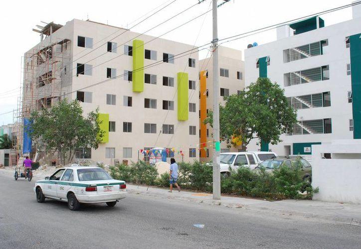 En una primera etapa se ofertarán dos mil viviendas con un costo de 230 mil pesos. (Tomás Álvarez/SIPSE)