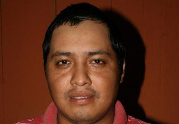 Danilo López, que aparece en la imagen, había denunciado amenazas de muerte del alcalde de San Lorenzo. (AP)
