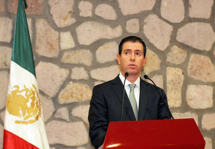 Alfredo Castillo aseguró que el sistema penitenciario de Michoacán está saturado, pues este año registró el ingreso de unas ocho mil personas. (Archivo/Notimex)
