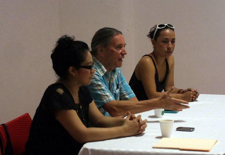 Artistas locales y aficionados al cine están invitados a participar en el Kino Kabaret Maya. (Mauricio Palos/SIPSE)