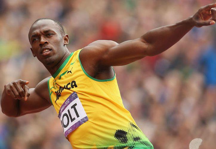 Bolt no ha perdido una carrera de 100 metros desde hace cuatro años. (Foto: Contexto/Internet)