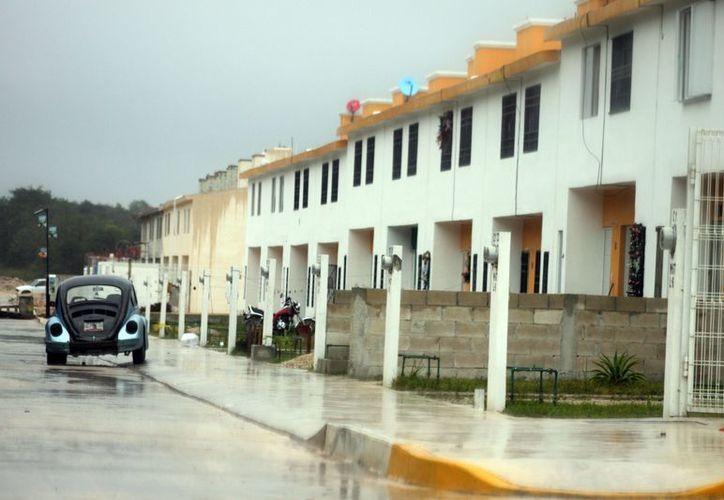 El grado de hacinamiento en Chetumal es del 99.18 por ciento. (Francisco Sansores/SIPSE)